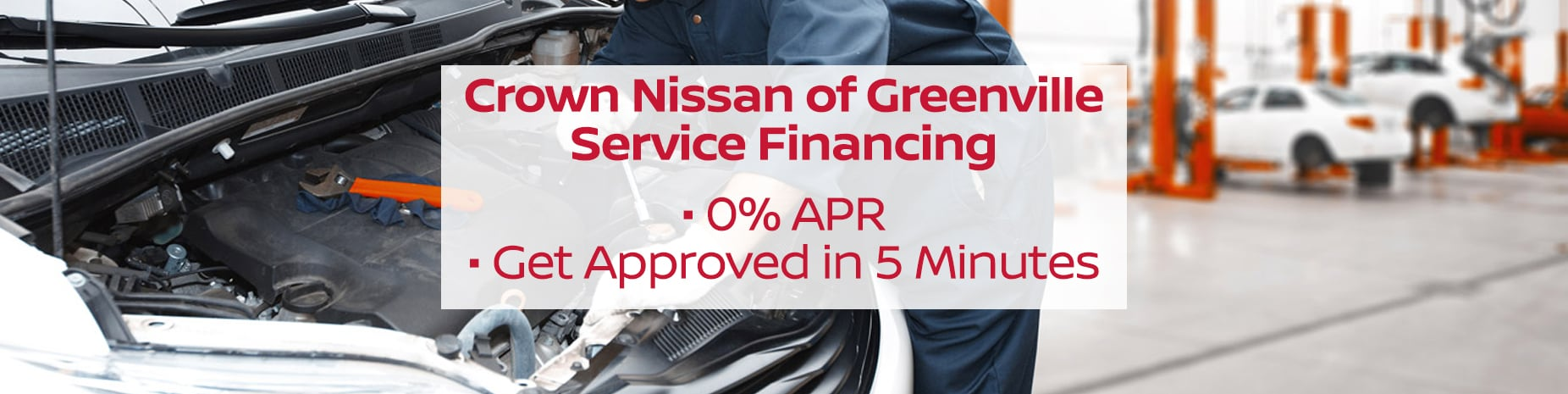 Service Financing Greenville
