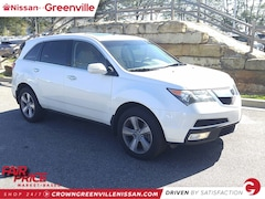 2013 Acura MDX 3.7L Technology Pkg w/Entertainment Pkg (A6) SUV