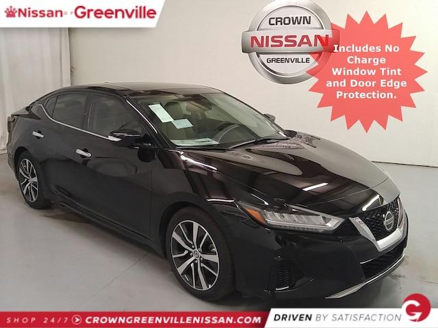 New 2019 Nissan Maxima SL For Sale In Greenville SC Near