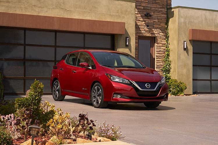 Kelley Blue Booku0027s U0027Lowest Cost To Own Awardu0027 Goes To 2018 Nissan LEAF
