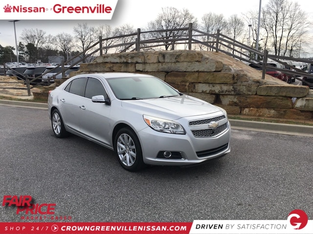 Cars For Sale Greenville Sc >> Used Chevrolet Cars For Sale Greenville Nissan Greenville Sc