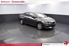 2020 Nissan Versa S Sedan