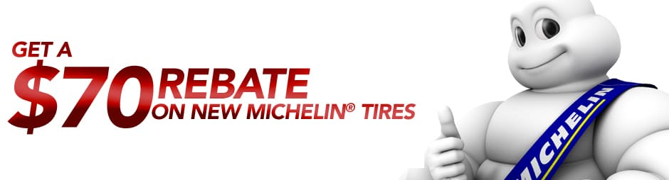 Michelin Nissan Rebates