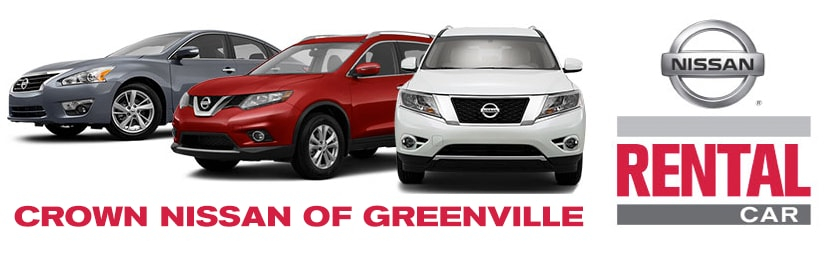 Nissan Car Rentals Greenville SC | Greenville Rental Cars Near Spartanburg Anderson Greer