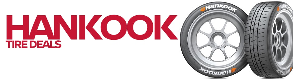 Hankook Tire Mail-In Rebate