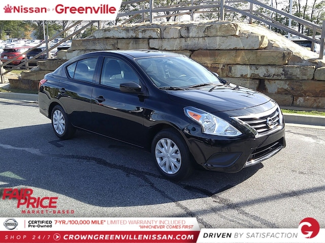 Cars For Sale Greenville Sc >> Used Nissan Versas For Sale Greenville Nissan Greenville Sc