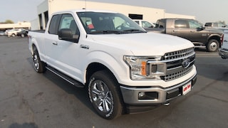 2018 Ford F-150 4X4 XLT S/ CAB 145