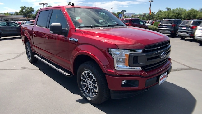 New 2019 Ford F-150 XLT 4WD Supercrew 5 in Redding, CA
