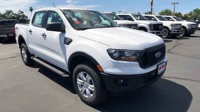 New 2019 Ford Ranger XL 2WD Supercrew 5 in Redding, CA