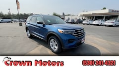 New 2020 Ford Explorer XLT 4WD 1FMSK8DHXLGD06731 in Redding, CA