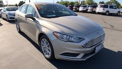 Certified 2017 Ford Fusion SE Sedan in Redding, CA