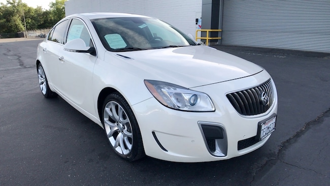 Used 2013 Buick Regal Redding