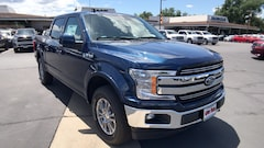New 2020 Ford F-150 Lariat 4WD Supercre 1FTEW1EP4LKD45606 in Redding, CA