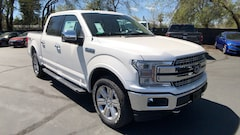 New 2019 Ford F-150 Lariat 4WD Supercre 1FTEW1E4XKFA18317 in Redding, CA