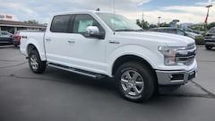 New 2019 Ford F-150 Lariat 4WD Supercre 1FTEW1E47KKD28996 in Redding, CA
