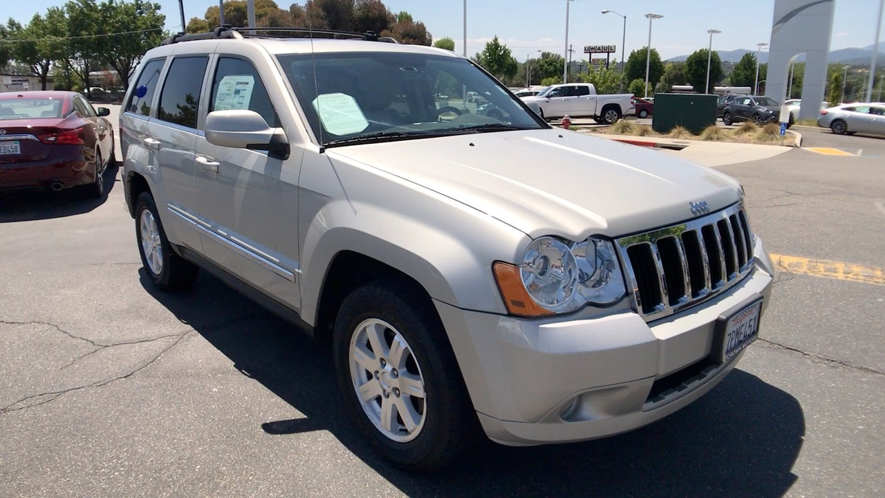 2009 Jeep Grand Cherokee Limited SP