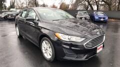 New 2019 Ford Fusion SE 3FA6P0HD8KR178888 in Redding, CA