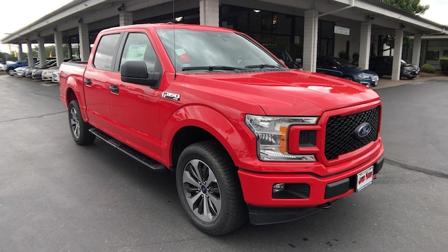 New 2019 Ford F-150 XL Supercrew 5.5` STX in Redding, CA