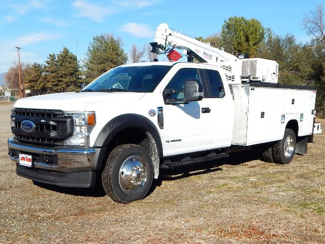 2020 Ford F-550 Chassis Truck Super Cab