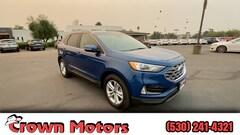 New 2020 Ford Edge SEL AWD 2FMPK4J91LBB00507 in Redding, CA