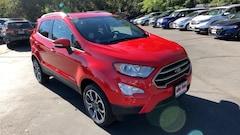 New 2018 Ford EcoSport  SE  4WD MAJ6P1UL0JC223418 in Redding, CA