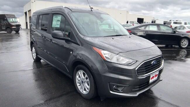 New 2019 Ford Transit Conn XLT WGN LWB in Redding, CA