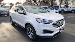 New 2019 Ford Edge AWD SEL 2FMPK4J96KBB42217 in Redding, CA