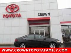2016 Toyota Camry LE Sedan