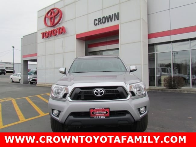 2014 Toyota Tacoma Limited Truck Double Cab