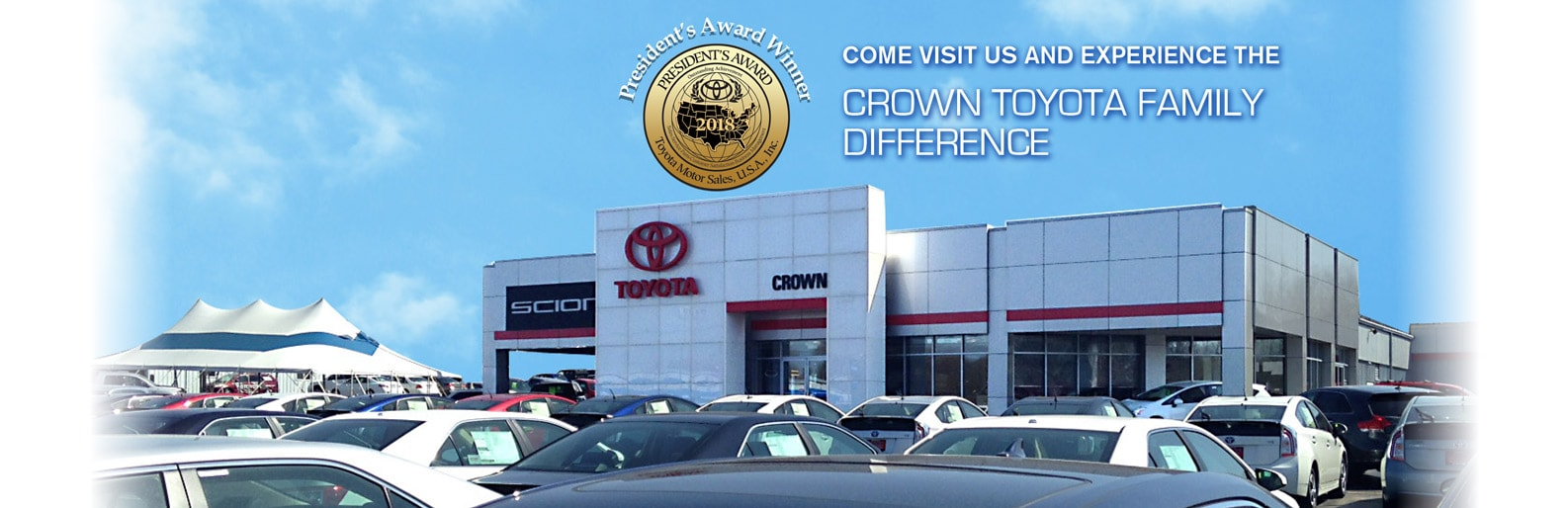 Car Dealerships Bloomington Il >> Toyota Dealer Serving Bloomington Il Crown Toyota