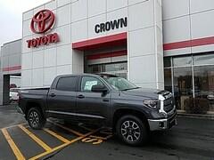 New 2019 Toyota Tundra SR5 5.7L V8 w/FFV Truck CrewMax for sale Philadelphia