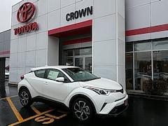 New 2019 Toyota C-HR XLE SUV