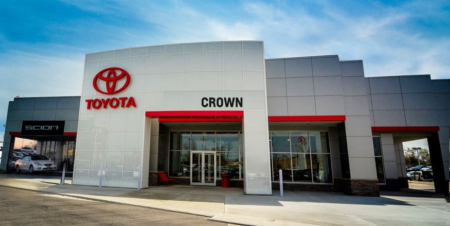 about crown toyota toyota lease specials near springfield il. Black Bedroom Furniture Sets. Home Design Ideas