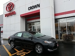 New 2019 Toyota Corolla LE Sedan