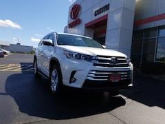 New 2019 Toyota Highlander Limited V6 SUV for sale Philadelphia