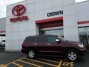 2008 Toyota Sequoia Limited SUV