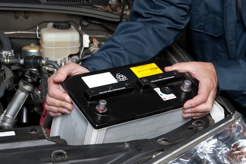 Toyota Battery Service