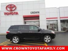 2009 Toyota Highlander Limited SUV