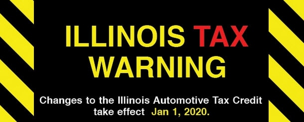 Illinois vehicle trade-in tax