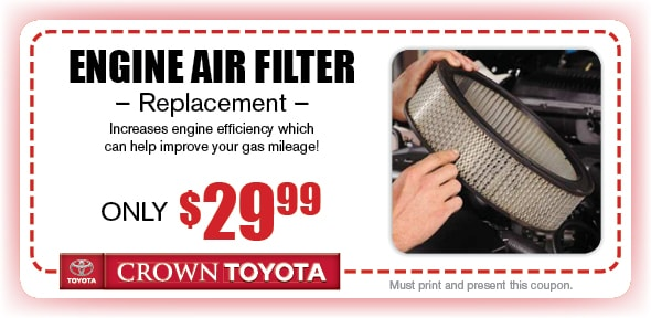 Air Filter Service Coupon, Decatur, IL. If no image displays, this offer has ended.