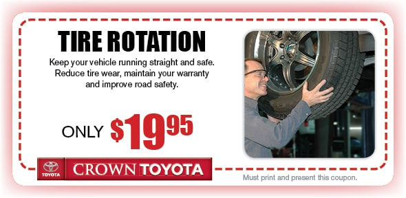 Alignment, Rotate & Balance Service Coupon, Decatur, IL. If no image displays, this offer has ended.