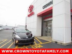 2012 Toyota Prius v Three Wagon