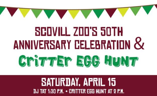 Scovill Zoo - Critter Egg Hunt