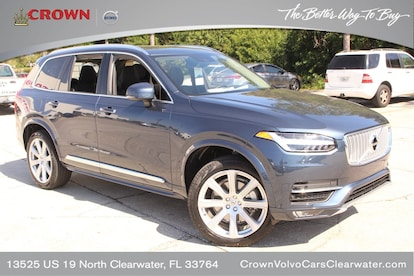 2020 Volvo XC90: Refresh, New Battery, New Safety Aids >> New 2019 Volvo Xc90 For Sale At Crown Volvo Cars Vin