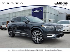 2021 Volvo XC90 Recharge Plug-In Hybrid T8 Inscription Expression 7 Passenger SUV