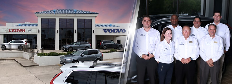 Crown Volvo Cars, new and used car dealership in Clearwater, FL