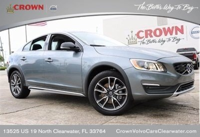 2018 Volvo S60 Cross Country T5 AWD Sedan