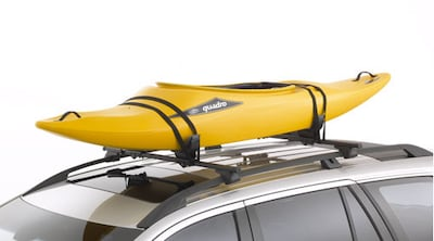 Genuine Volvo Cargo Boxes & Roof Top Accessories