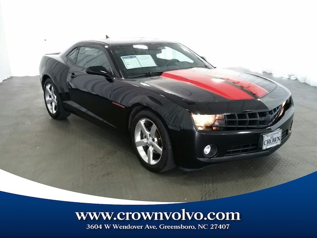 Used 2012 Chevrolet Camaro 2LT Coupe for sale in Greensboro, NC