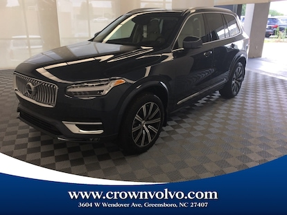 New 2020 Volvo Xc90 T6 Inscription 6 Passenger For Sale